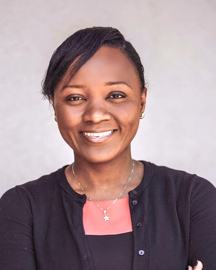 Danielle Zaluke, MBA