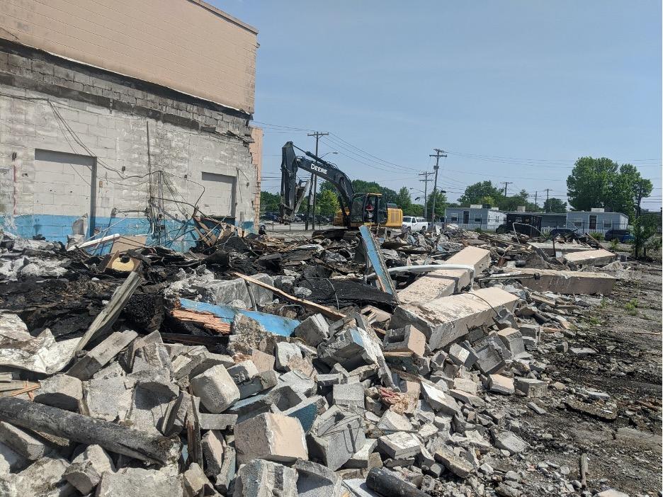 Indianapolis Demolition 1
